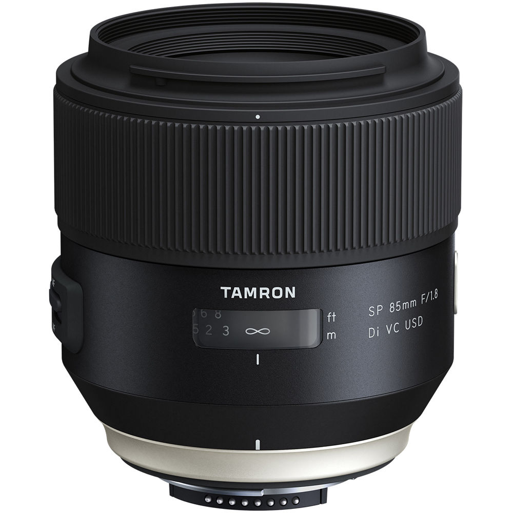Image of Tamron SP 85mm f/1.8 Di VC USD Lens for Nikon F