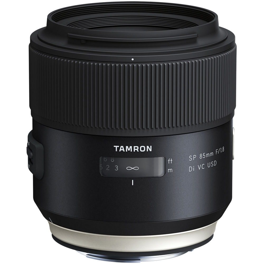 Image of Tamron SP 85mm f/1.8 Di VC USD Lens for Canon EF