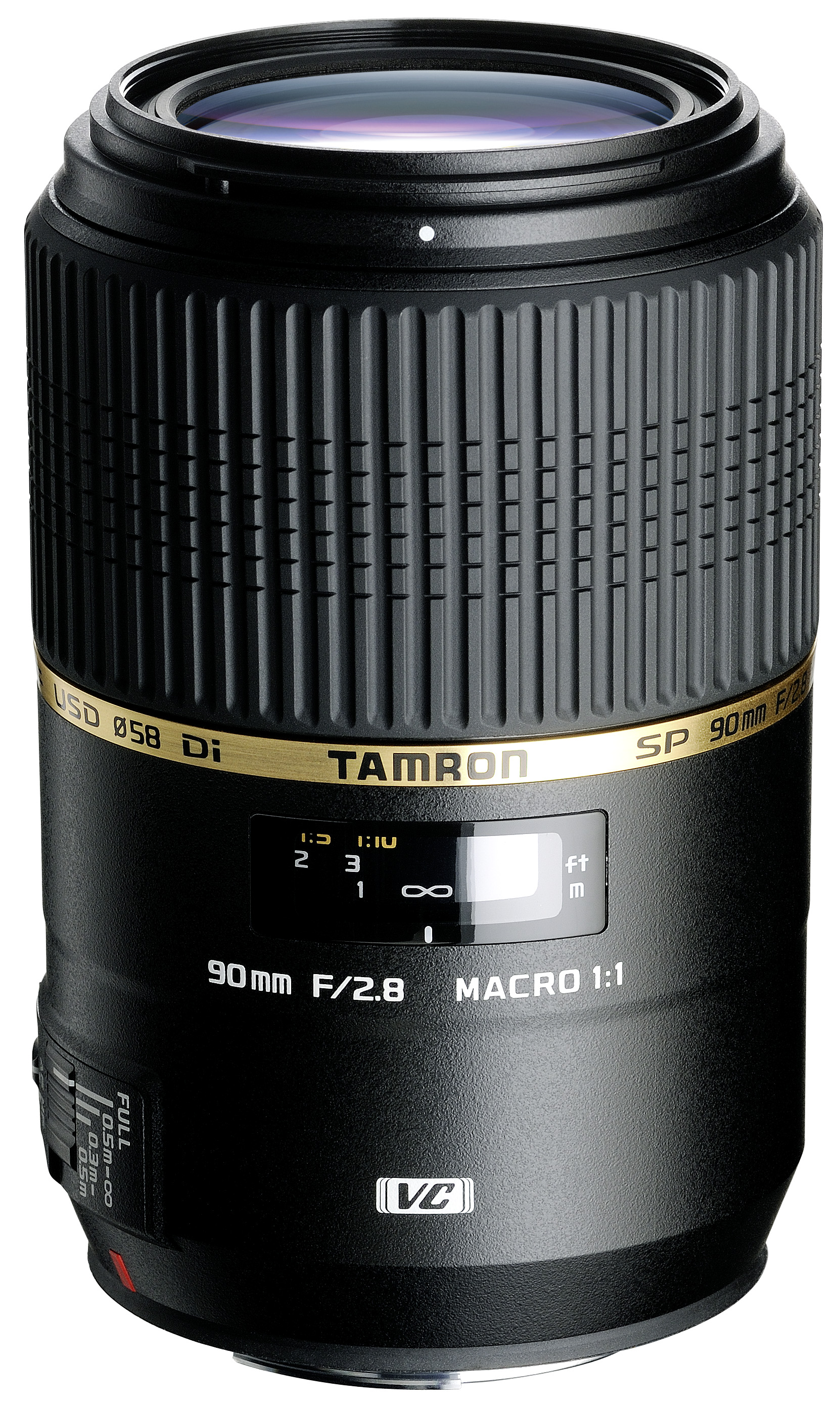Image of Tamron SP 90MM f/2.8 Di VC USD 1:1 Macro Lens For Canon Mount