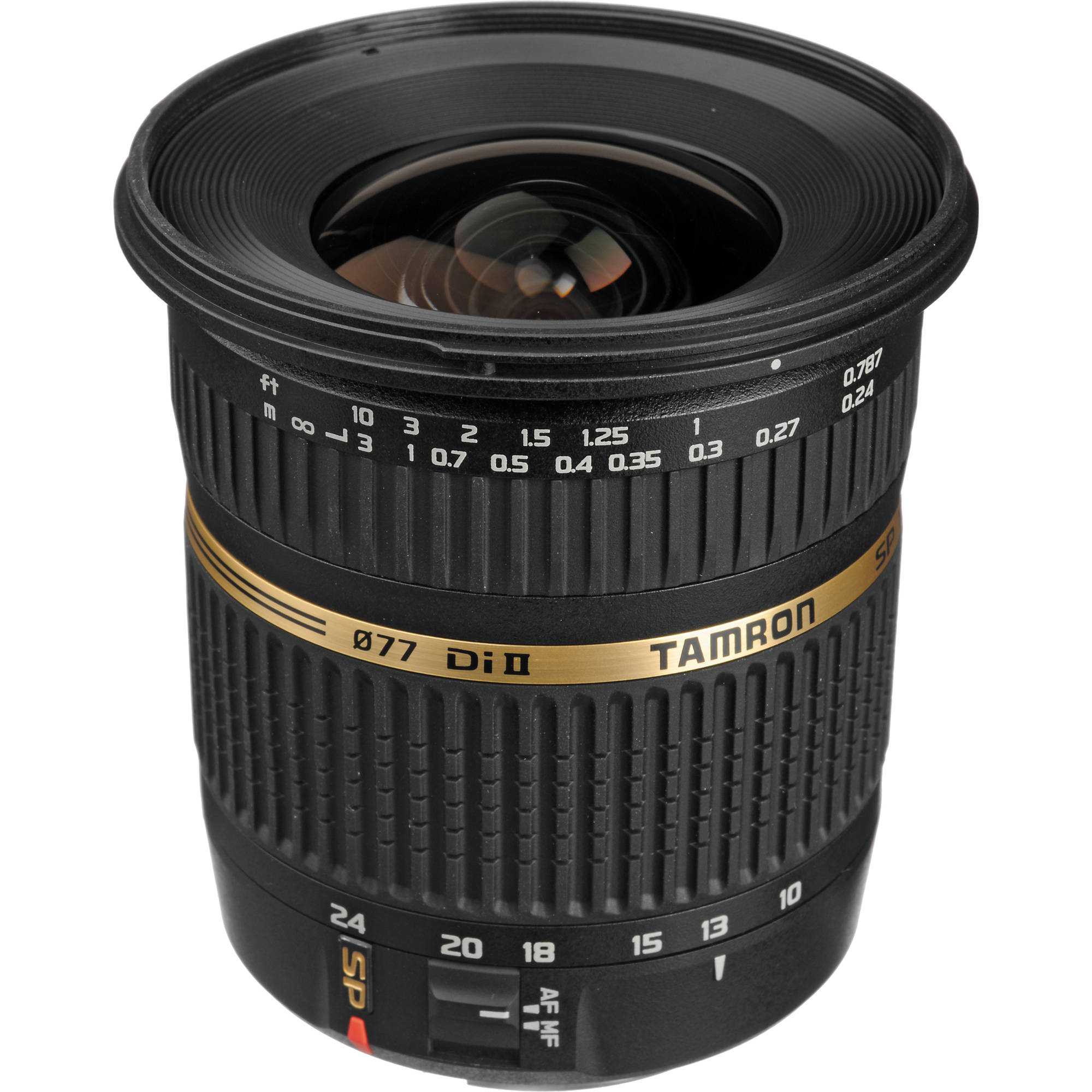 Image of Tamron SP AF 10-24mm f/3.5-4.5 Di II LD Aspherical (IF) Macro Lens For Canon Mount
