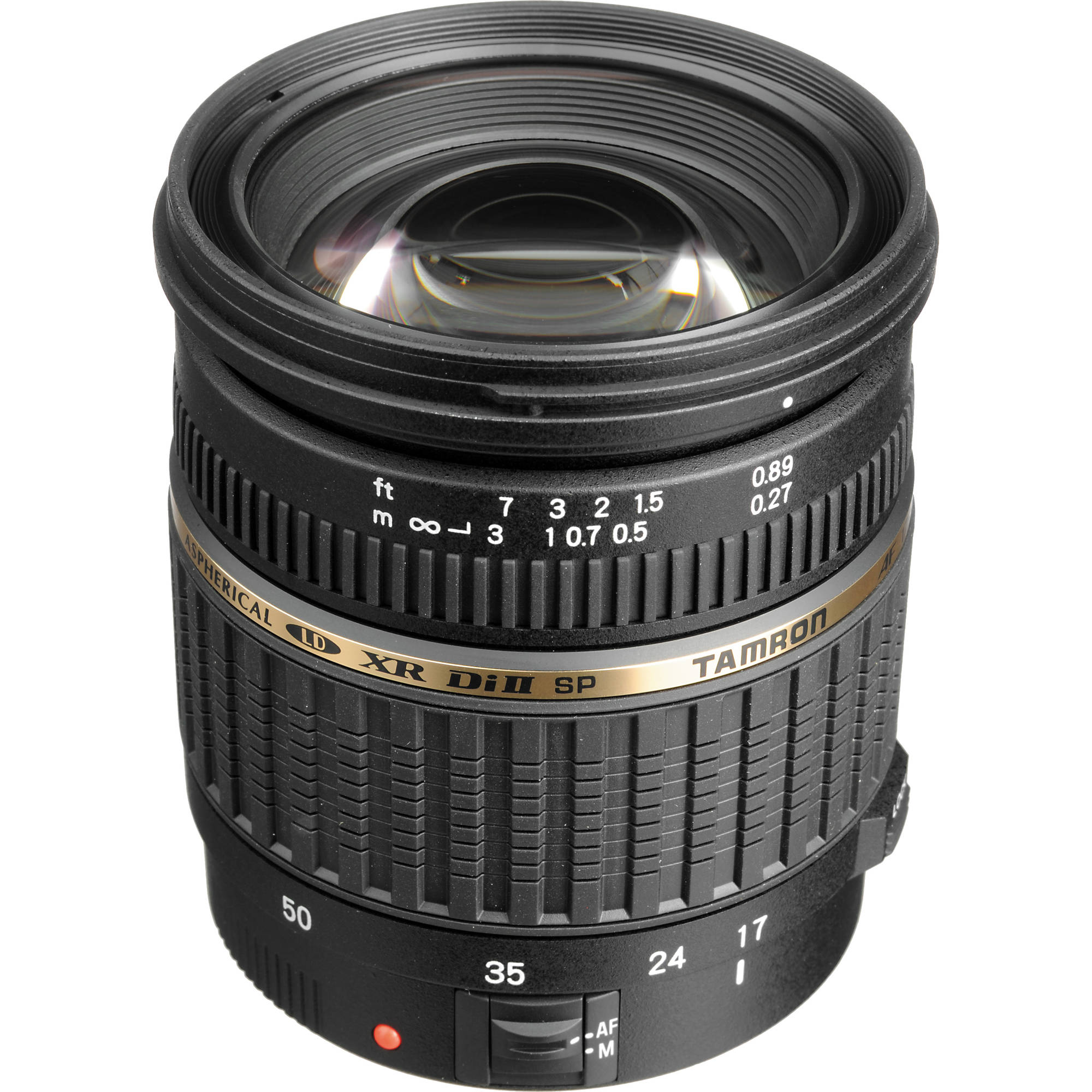 Image of Tamron SP AF 17-50mm f/2.8 XR Di II LD Lens For Canon Mount (A16E)