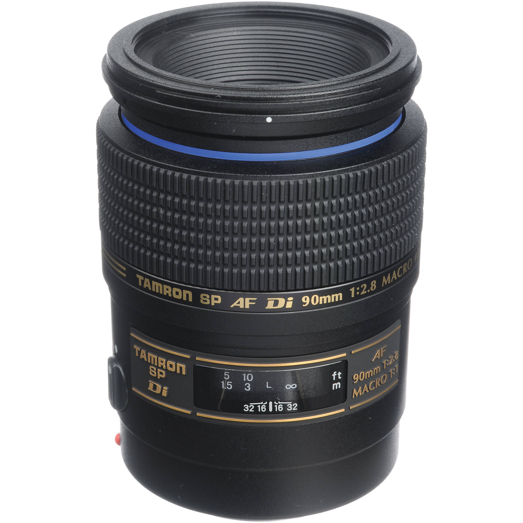 Image of Tamron SP AF 90mm f/2.8 Di Macro 1:1 Lens For Canon Mount