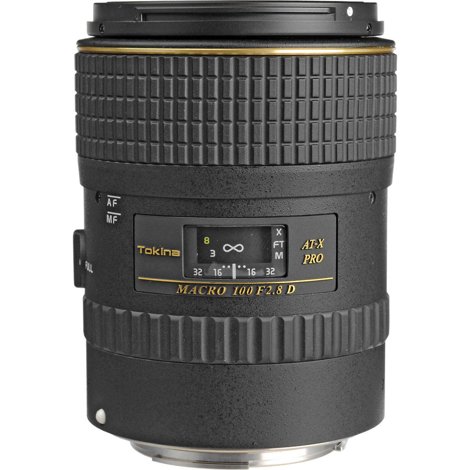 Image of Tokina AT-X M100 Pro D AF 100mm f/2.8 Lenses for Canon mount