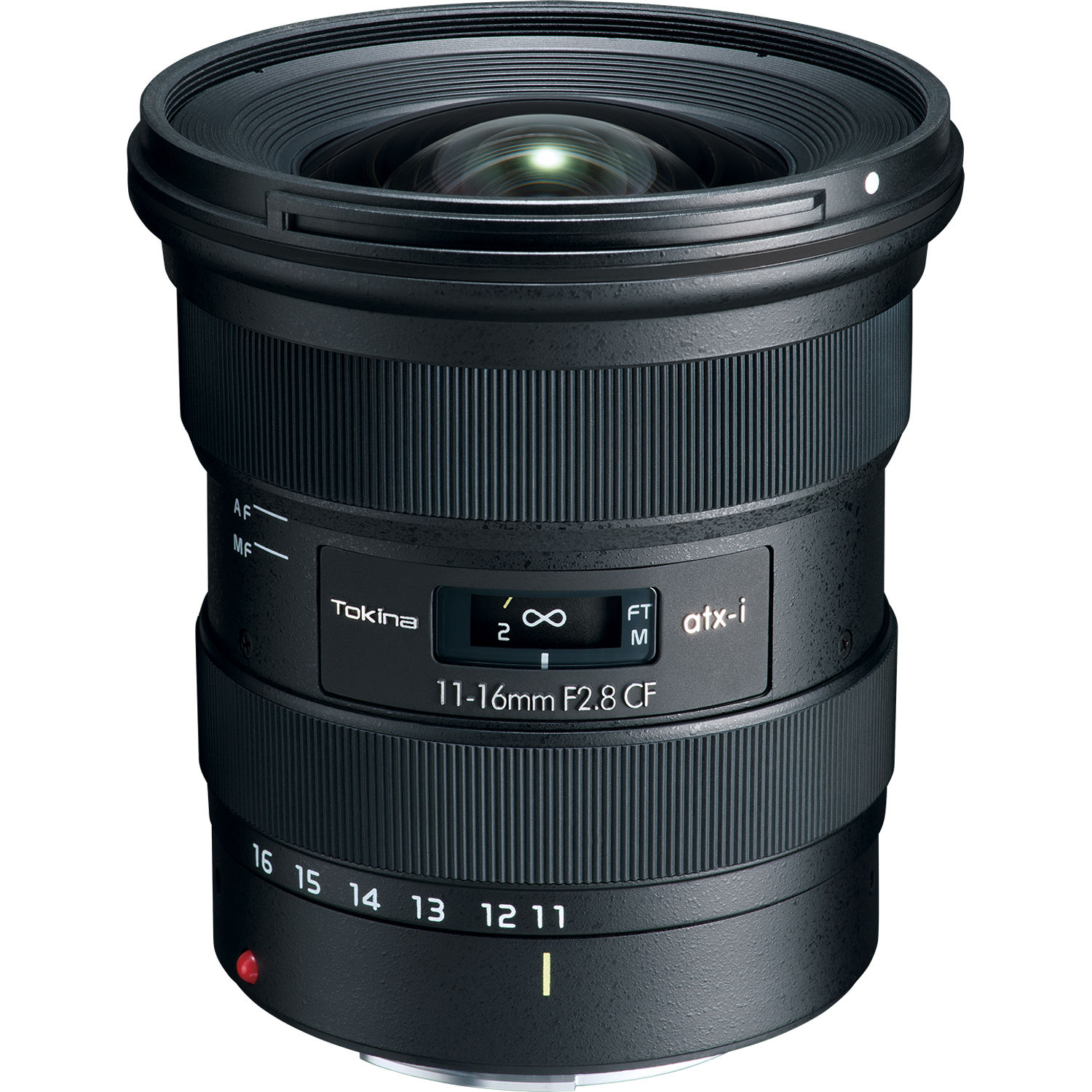 Image of Tokina ATX-i 11-16mm f/2.8 CF Lens for Canon EF Mount