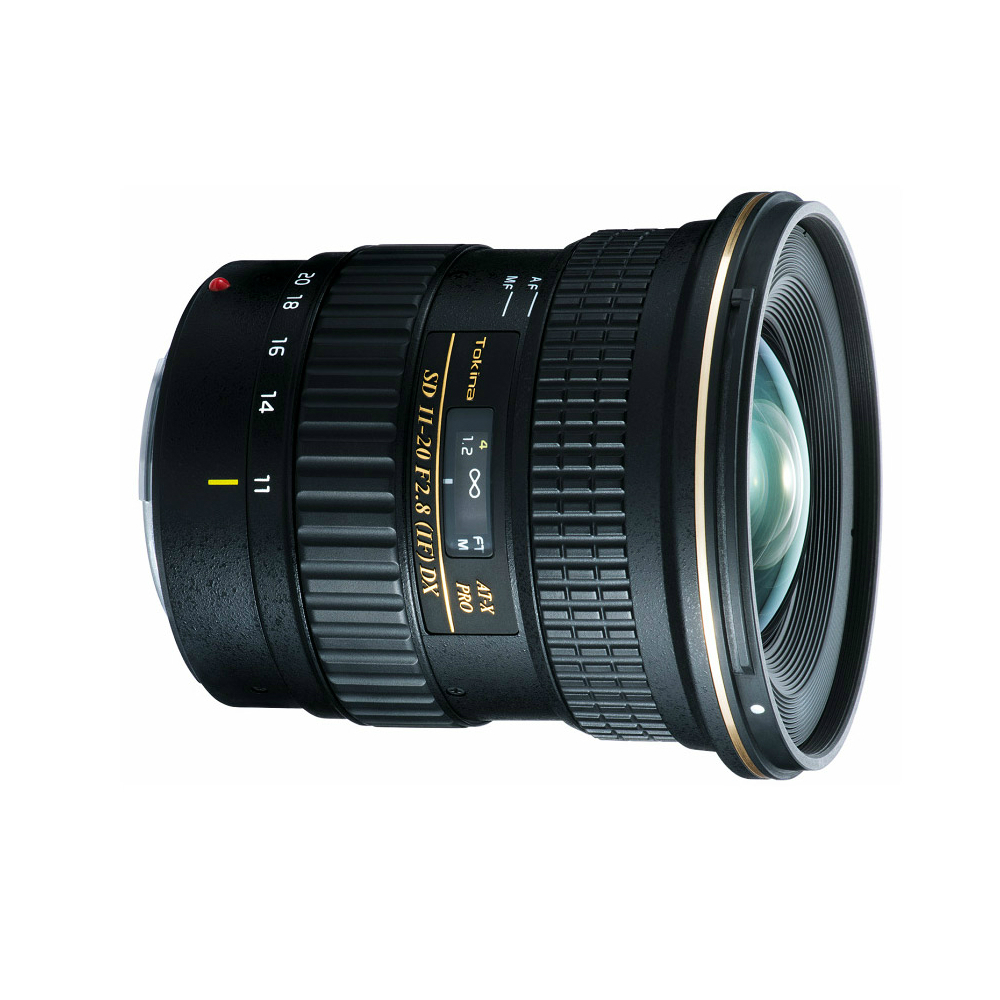 Image of Tokina AT-X 120 Pro DX AF 11-20mm f2.8 Lenses - Canon mount