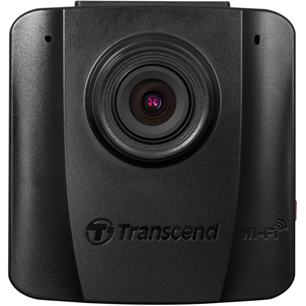 Transcend DrivePro 50 16GB Wifi Car Video Recorder With Suction Mount - TS16GDP50M