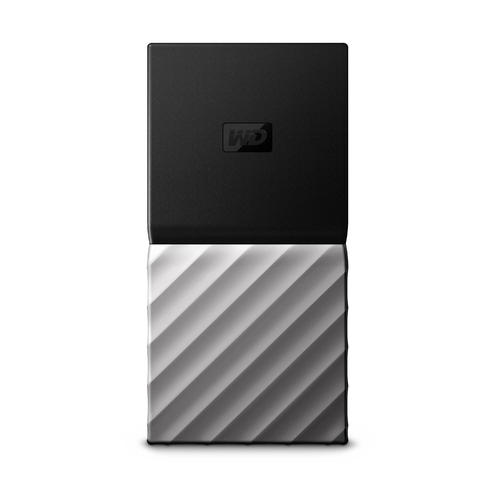 Image of Western Digital My Passport SSD USB 3.1 Type-C External Solid State Drive 512GB WDBK3E5120PSL-CESN