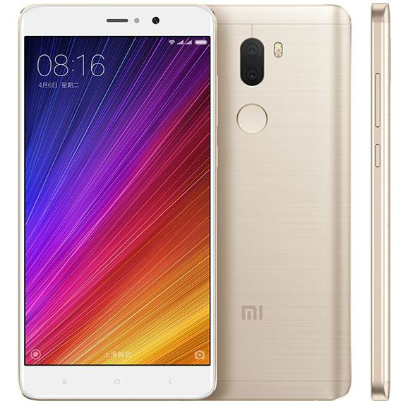 Image of Xiaomi mi 5s Plus Dual Sim 64GB 4G - Gold CN ver. English Only