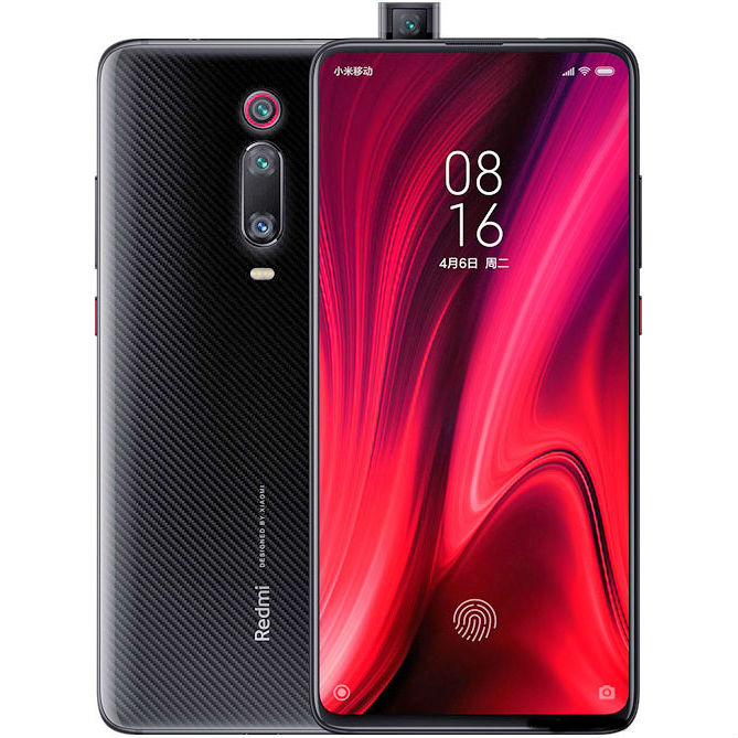 Image of Xiaomi Mi 9T 6GB/64GB Dual Sim (Redmi K20) - Carbon Black (International Ver.)