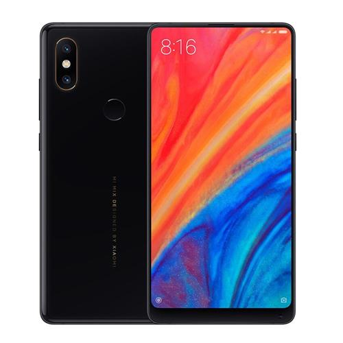 Image of Xiaomi Mi Mix 2s 6GB/128GB Dual Sim SIM FREE/ UNLOCKED - Black