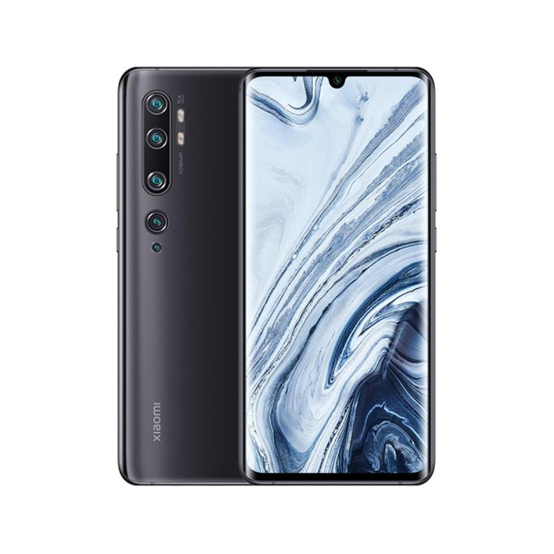 Image of Xiaomi Mi Note 10 6GB/128GB Dual Sim with Screen Protector and Folding Case (Black) - Midnight Black