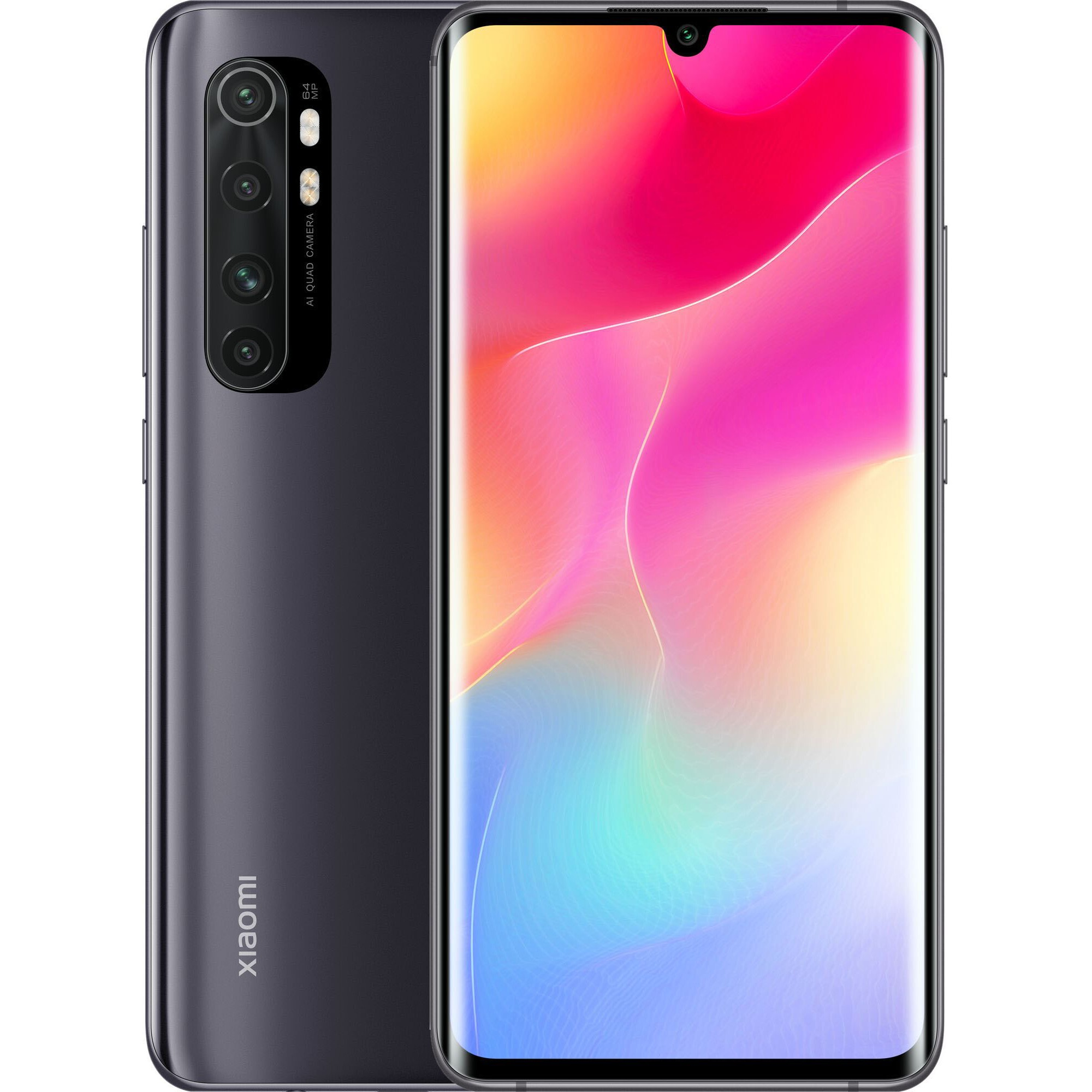 Image of Xiaomi Mi Note 10 Lite 6GB/64GB Dual sim - Midnight Black