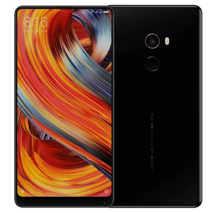 Image of Xiaomi MIX 2 Dual Sim 6GB Ram 128GB 4G LTE SIM FREE/ UNLOCKED - Black