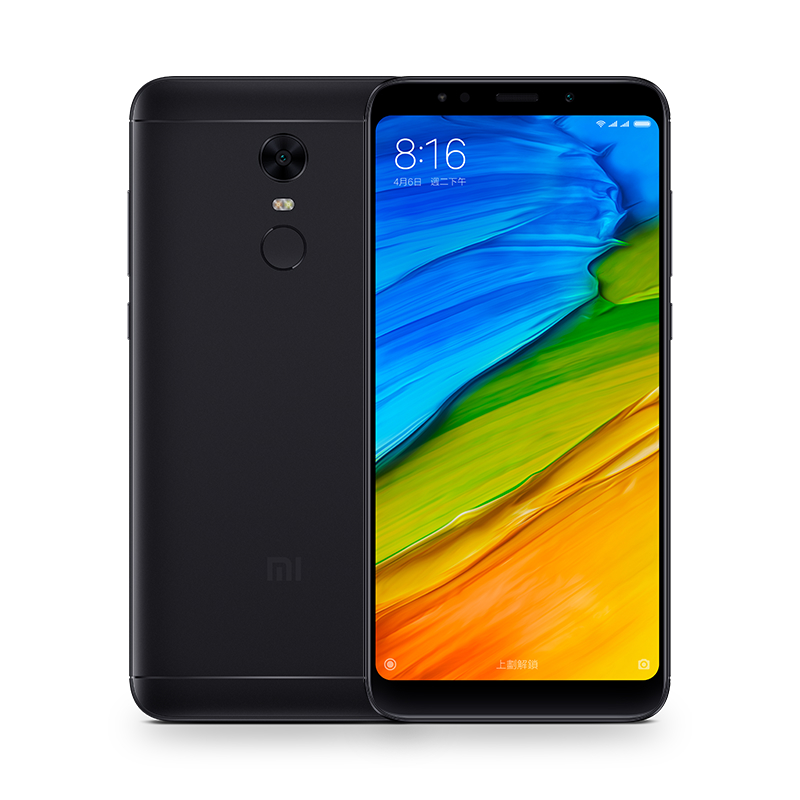 Image of Xiaomi Redmi 5 plus 4gb/ 64gb Dual sim - Black