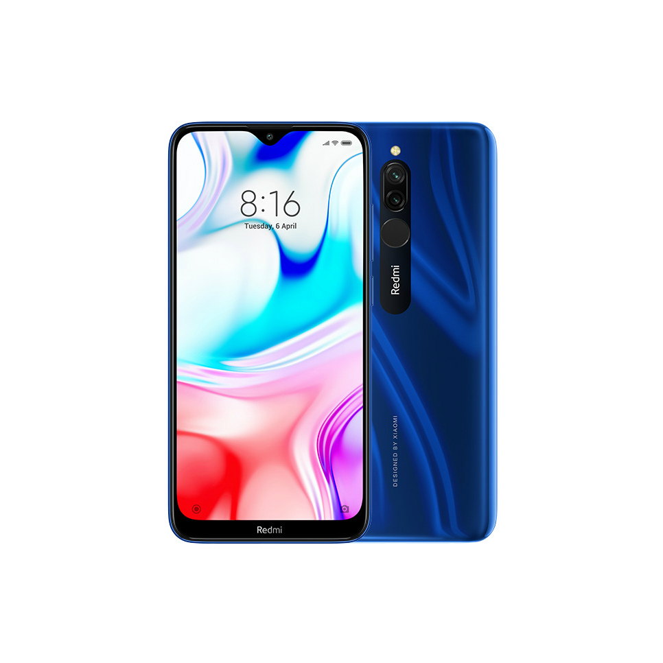 Image of Xiaomi Redmi 8 3GB/32GB Dual Sim - Onyx Black