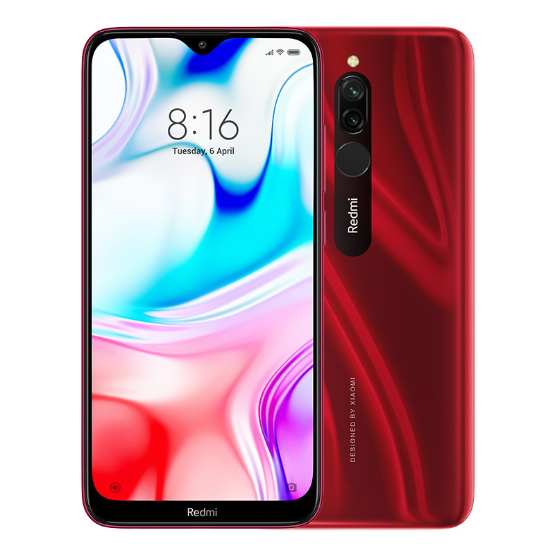 Image of Xiaomi Redmi 8 4GB/64GB Dual Sim - Red
