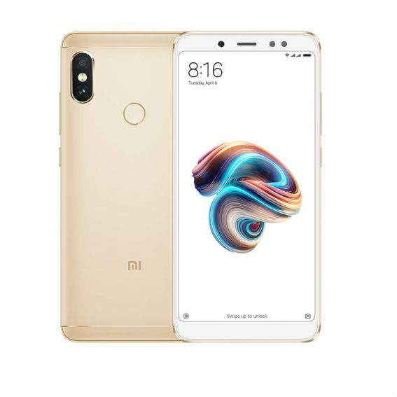 Image of Xiaomi Redmi Note 5 3GB/32GB Dual Sim SIM FREE/ UNLOCKED - Gold
