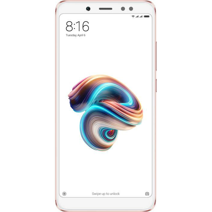 Image of Xiaomi Redmi Note 5 6GB/64GB Dual Sim SIM FREE/ UNLOCKED - Rose Gold
