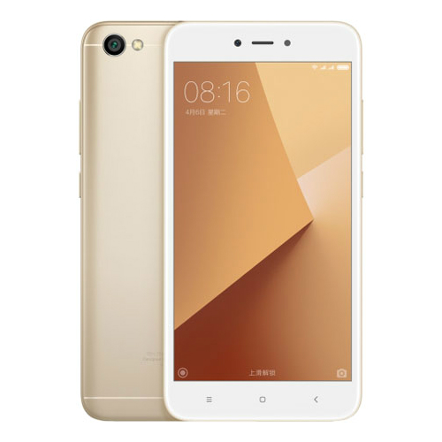 Image of Xiaomi Redmi Note 5A 3GB/32GB 4G Dual sim SIM FREE/UNLOCKED - Gold