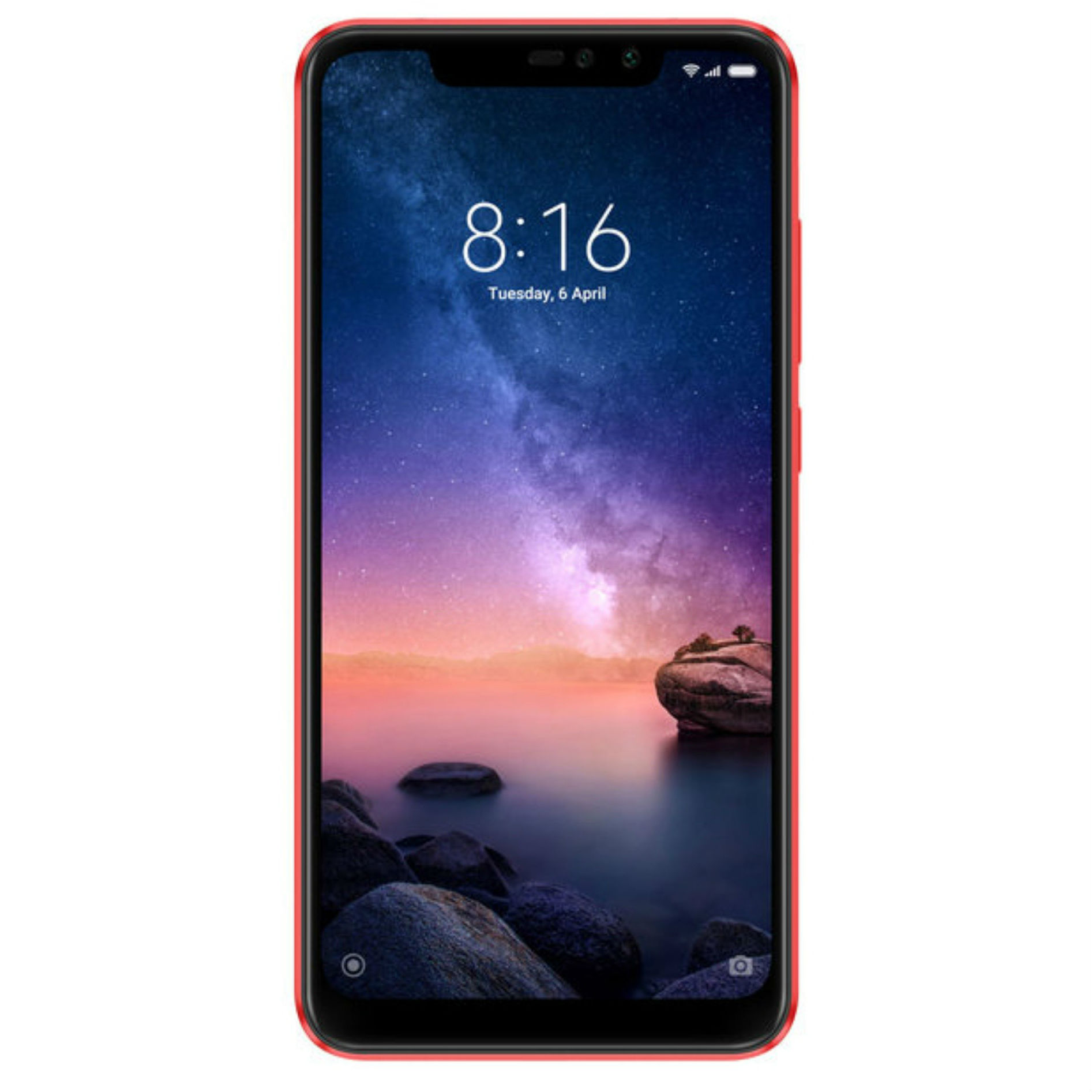 Image of Xiaomi Redmi Note 6 pro 4GB/64GB Dual Sim SIM FREE/ UNLOCKED - Red