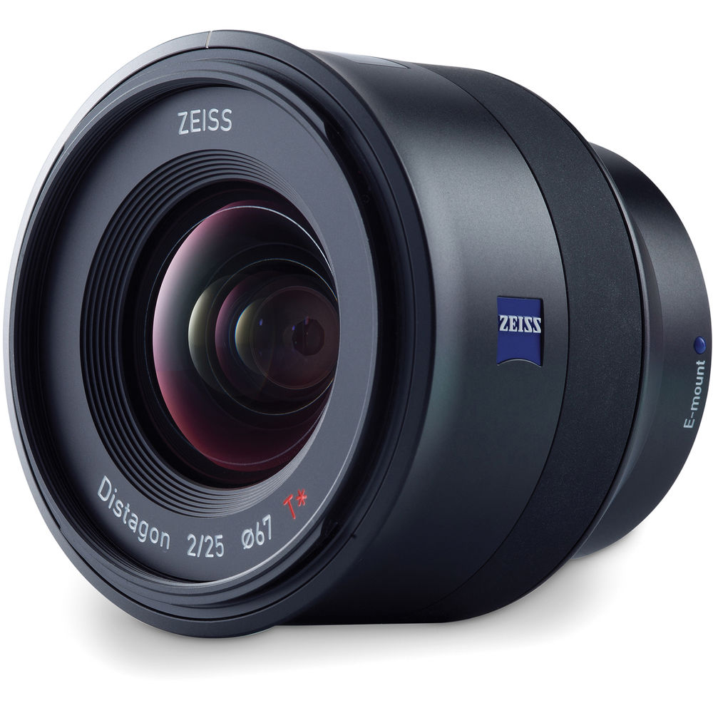 Image of Zeiss 25mm f2 Batis Lens - Sony E Mount