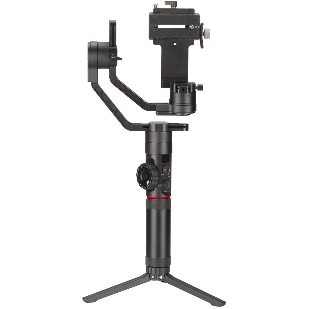 Image of Zhiyun-Tech Crane 2 Professional 3 Axis Brushless Handheld Stabilizer for DSLR and Mirrorless Camera (Free Zhiyun-Tech Servo Follow Focus for Crane 2 included)